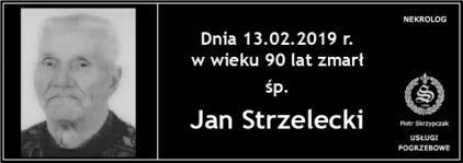 Ś.P. Jan Strzelecki