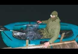 Kolejna udana akcja społecznej straży rybackiej. Kłusownicy zastawili sieci i pili alkohol
