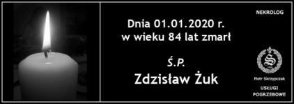 Ś.P. Zdzisław Żuk