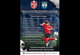 2021-02-01 Nabór do Akademii Piłkarskiej Złocieniec