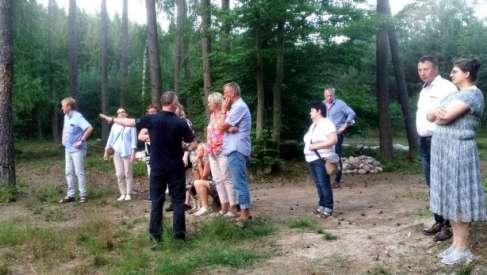 Kamienne Kręgi, lapidarium w Siemczynie i wycieczka po jeziorze Drawsko. Wizyta delegacji z Bad Schwartau i Marlow
