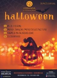 2019-10-26 Halloween w Restauracji Veranda
