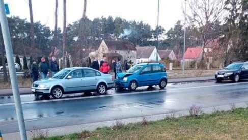 Na gorąco: Wypadek w Kaliszu Pomorskim