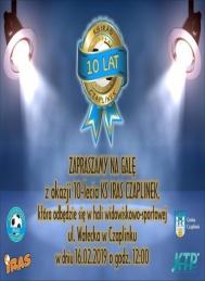 2019-02-16 Gala - 10 lat KS Iras Czaplinek