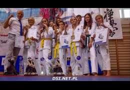 Karatecy z Drawska dumni po zawodach w Świnoujściu. Zobacz jak im poszło