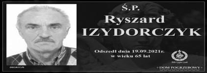 Ś.P. Ryszard Izydorczyk