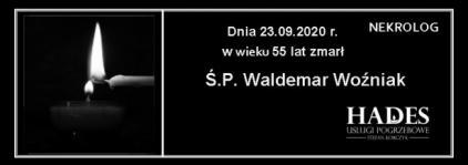 Ś.P. Waldemar  Woźniak