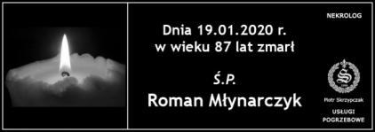 Ś.P. Roman Młynarczyk