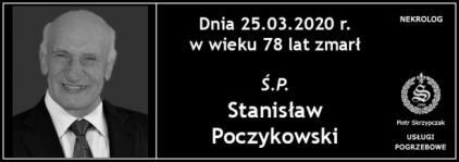 Ś.P. Stanisław Poczykowski