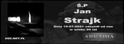 Ś.P. Jan Strajk