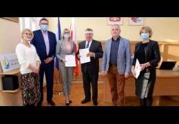 Będą kolejne remonty w budynku Domu Pomocy Społecznej w Darskowie