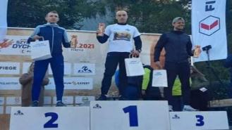 Biegacz z Czaplinka najlepszy w Pyrzycach na 5 km.