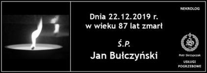 Ś.P. Jan Bułczyński