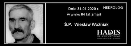 Ś.P. Wiesław Woźniak