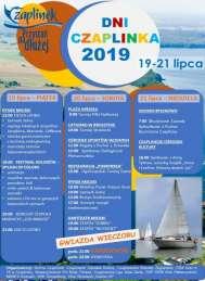 2019-07-19 do 21 Dni Czaplinka