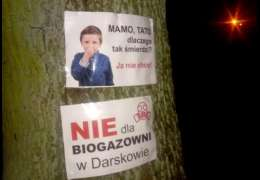 Smród w Darskowie nie ustaje. Mieszkańcy są załamani i chcą zamknięcia biogazowi