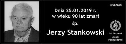 Ś.P. Jerzy Stankowski