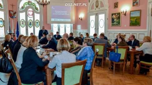 Spotkanie Partnerów Kontraktu Samorządowego Strefa Centralna
