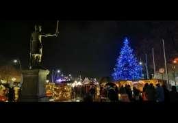 Drawskie stoisko świąteczne w Bad Bramstedt. Ruszył międzynarodowy projekt dziennikarski