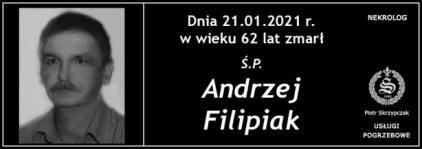 Ś.P. Andrzej Filipiak