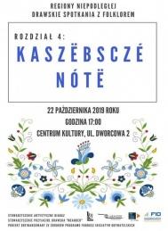 2019-10-22 Kaszëbsczé nótë