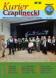 Kurier Czaplinecki - Nr 182, Październik 2021