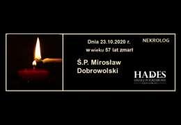 Ś.P. Mirosław Dobrowolski