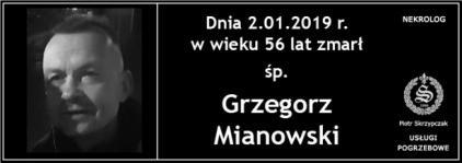Grzegorz Mianowski