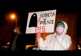 Kobiety pokazały moc w Czaplinku, Drawsku i Złocieńcu. W poniedziałek w Polsce ma być blokada miast, a środę strajk.