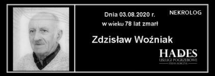 Ś.P. Zdzisław Woźniak