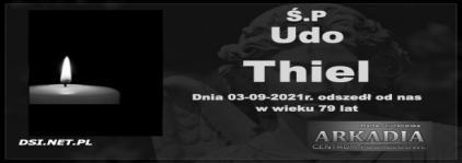 Ś.P. Udo Thiel