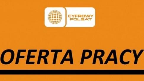 Przedstawiciel Handlowy w salonie Cyfrowego Polsatu