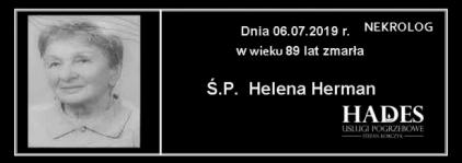 Ś.P. Helena Herman