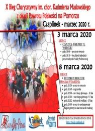 2020-03-03 i 08 X BIEG CHARYTATYWNY im. KAZIMIERZA MASIOWSKIEGO