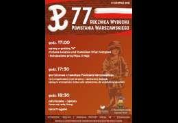 2021-08-01 Rocznica wybuchu powstania warszawskiego - Złocieniec