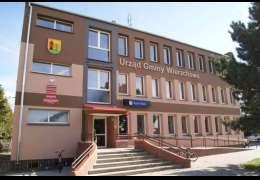 Będzie winda przy budynku urzędu gminy Wierzchowo