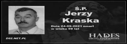 Ś.P. Jerzy Kraska
