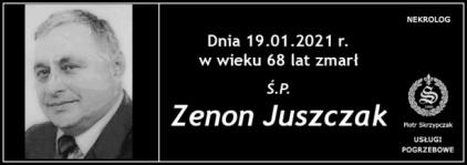 Ś.P. Zenon Juszczak