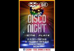 2021-10-23 Disco Night w Casino