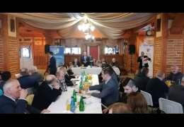 Konferencja o rolnictwie w Złocieńcu