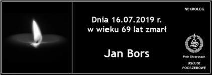 Ś.P. Jan Bors