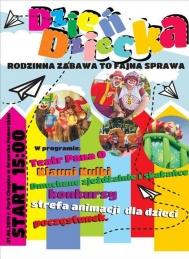 2019-06-01 Dzień Dziecka w Drawsku Pomorskim