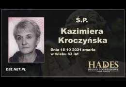 S.P. Kazimiera Kroczyńska