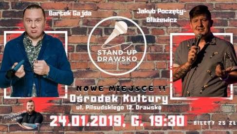 2019-01-24 Stand Up Drawsko