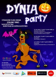 2019-10-27,30 i 11-03 Dynia Party - Trzy imprezy
