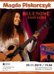 2019-11-29 Magda Piskorczyk - Bluesowe Andrzejki