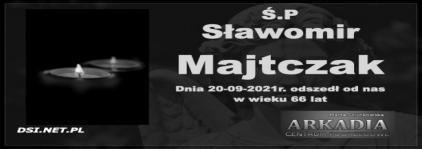 Ś.P. Sławomir Majtczak