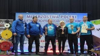 Rufian z medalami i rekordami po Międzynarodowych Mistrzostwach Polski Federacji GPC- WUAP