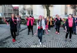 14 lutego w Czaplinku panie zatańczyły przeciwko przemocy w ramach akcji One Billion Rising