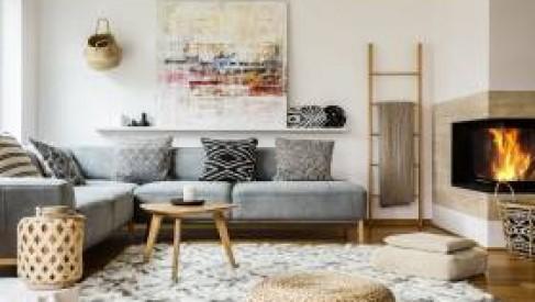 Jak ozdobić ścianę w mieszkaniu?